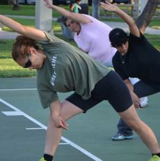 วิธีออกกำลังกายกลางแจ้งเพื่อสุขภาพที่ดี